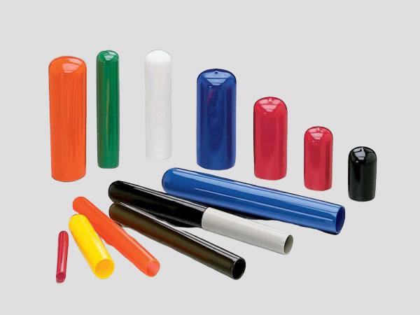 manopole in vinile colorato
