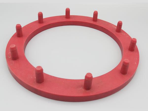promask parti in silicone su misura